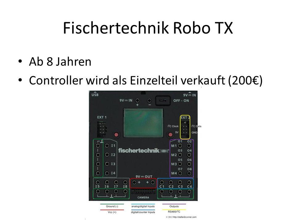 Fischertechnik Robo TX Ab 8 Jahren Controller wird als Einzelteil verkauft (200)