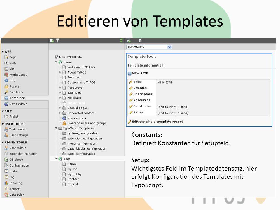Was ist TypoScript.
