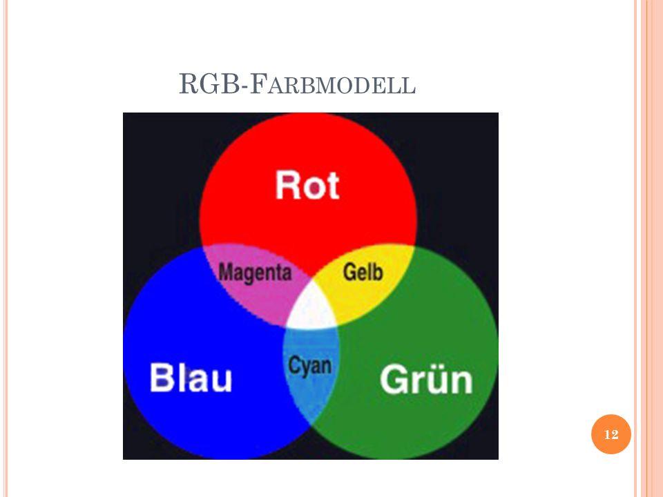 RGB-F ARBMODELL 12