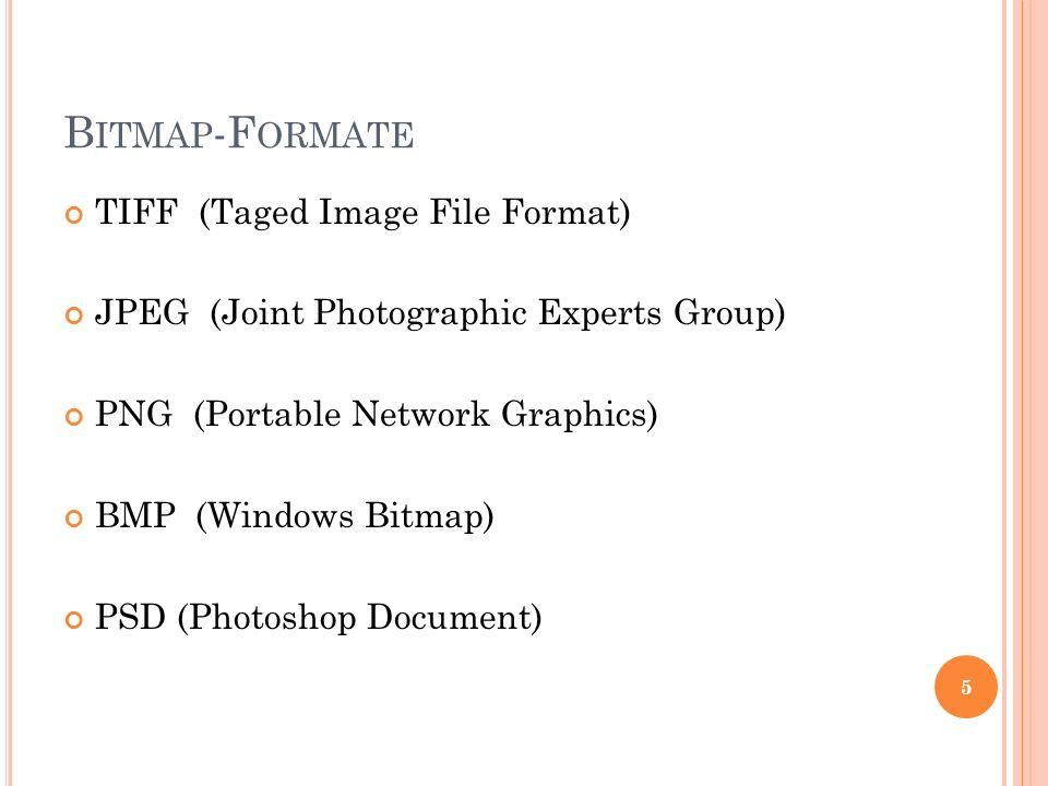 V EKTORGRAFIKEN Basiert auf Bildbeschreibung Vor allem für Diagramme, Firmenlogos, Schriftzüge usw.