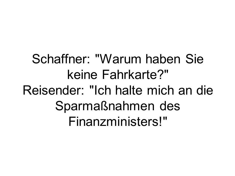 Schaffner: