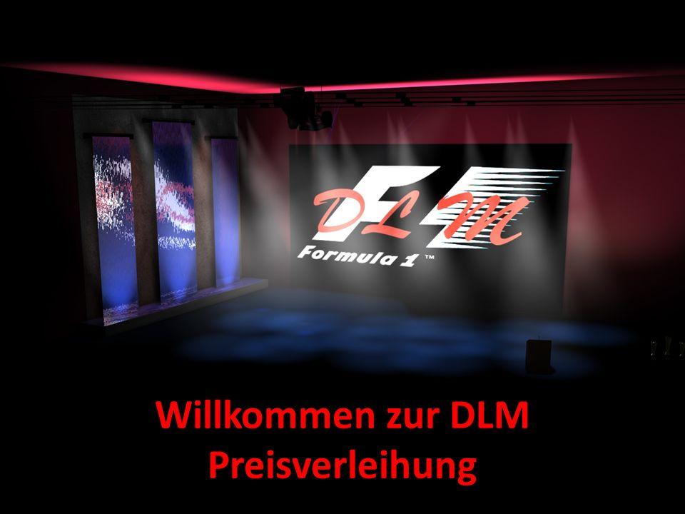 Willkommen zur DLM Preisverleihung