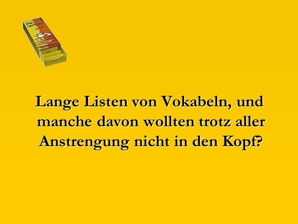 Vorne deutsch,...