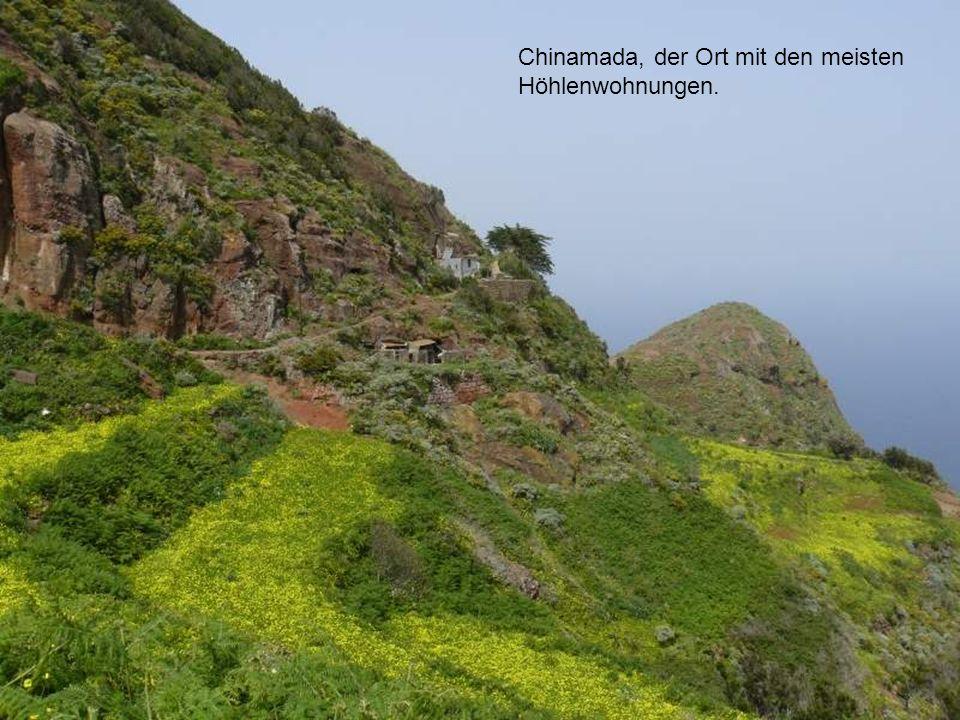 Chinamada, der Ort mit den meisten Höhlenwohnungen.