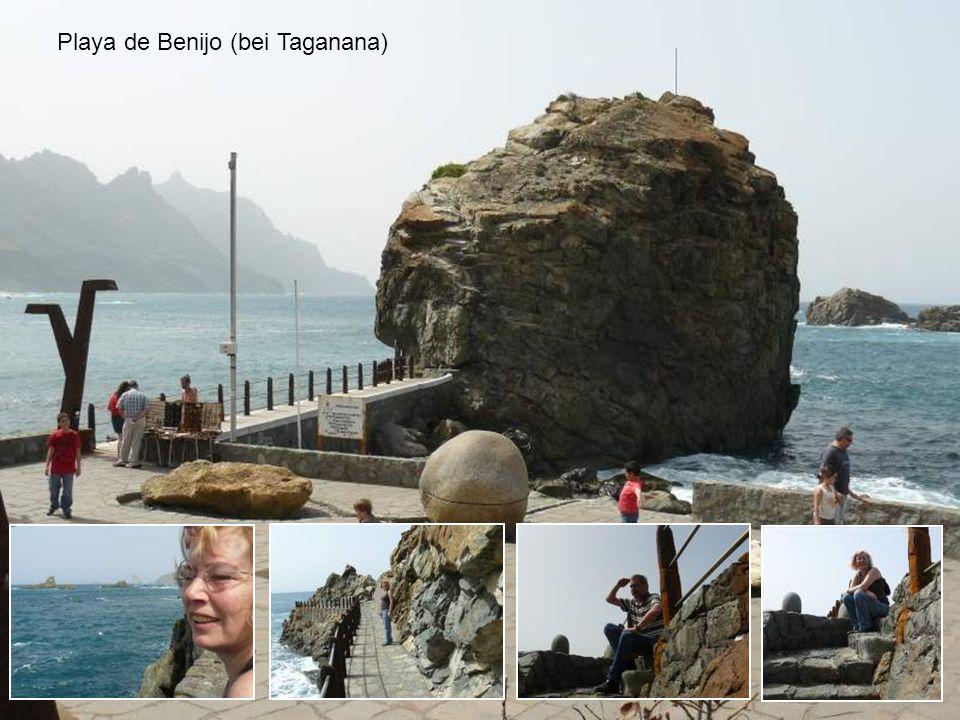 Playa de Benijo (bei Taganana)