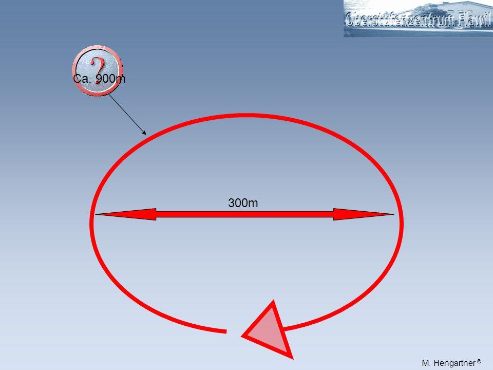M.Hengartner © Eure Aufgabe: Stimmt die Aussage, dass der Umfang eines Kreises ca.