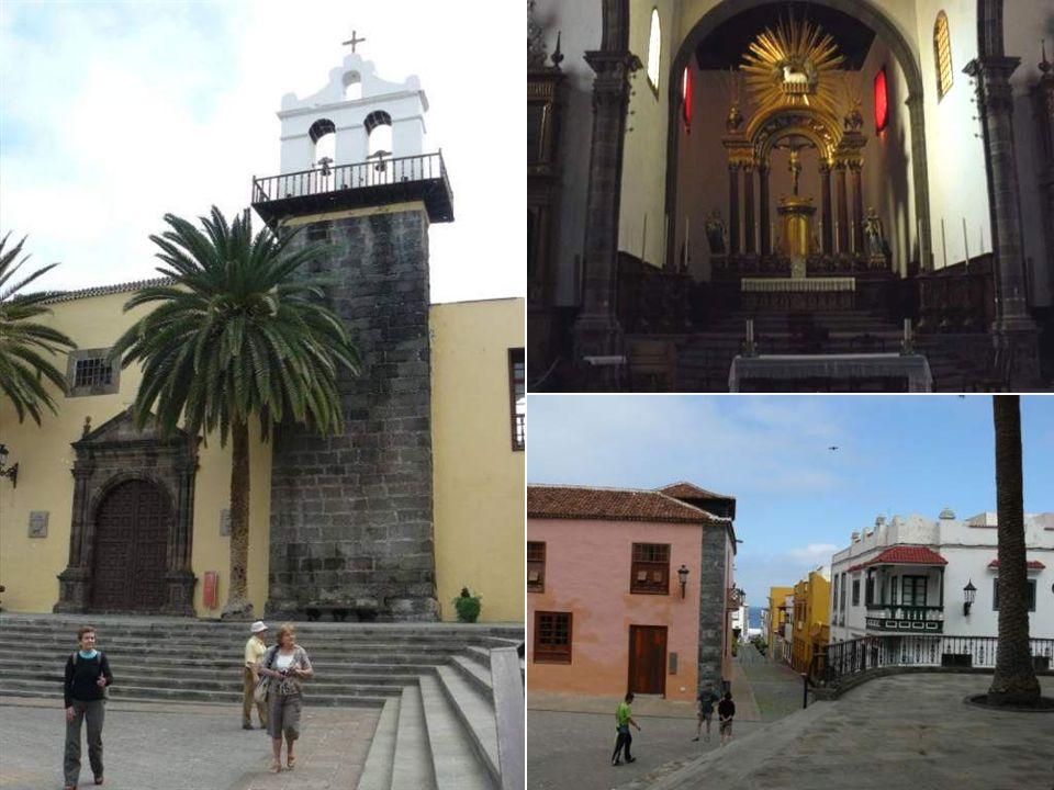 Stadtzentrum von Garachico