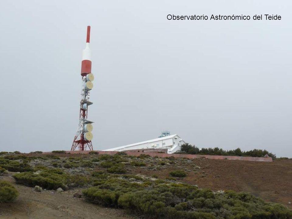 Observatorio Astronómico del Teide