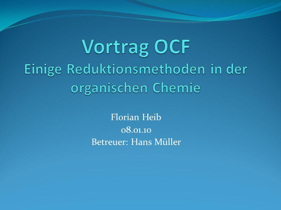 Florian Heib 08.01.10 Betreuer: Hans Müller