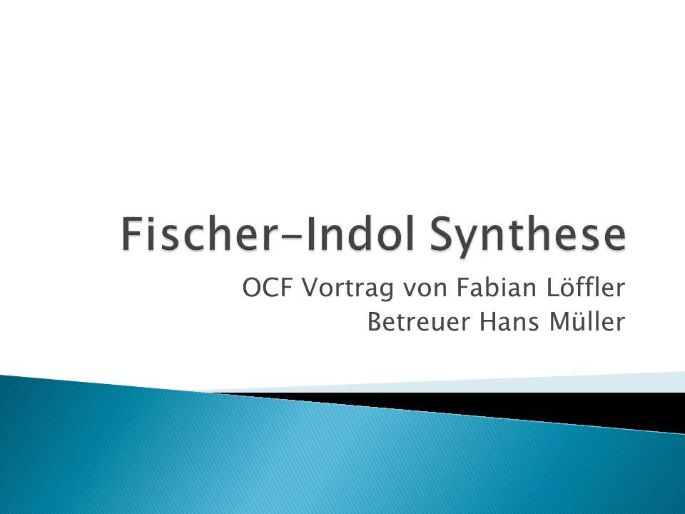 OCF Vortrag von Fabian Löffler Betreuer Hans Müller