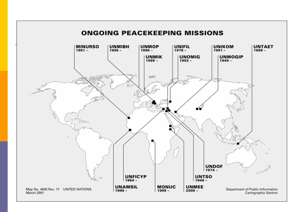 Peacekeeping Map 67