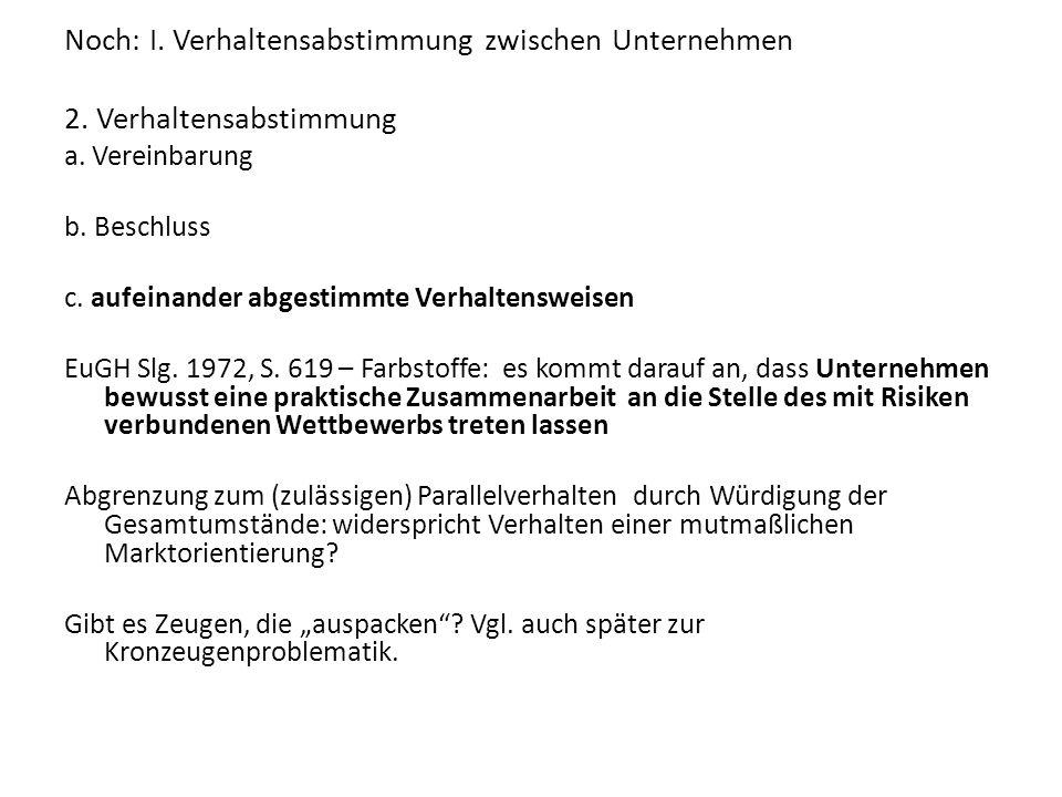 C.Freistellung (zunächst Überblick) I. unmittelbare Geltung des Art.