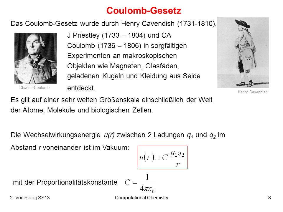 Computational Chemistry292.