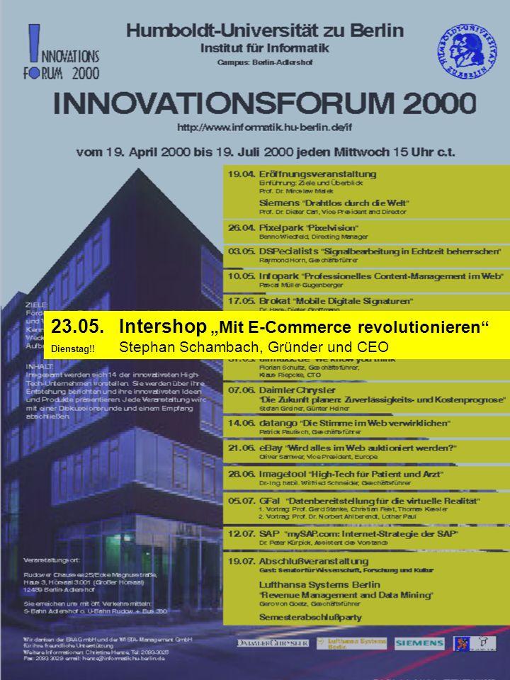 31.05. allmaxx.de We know you think Florian Schultz, Geschäftsführer Klaus Riepke, CTO
