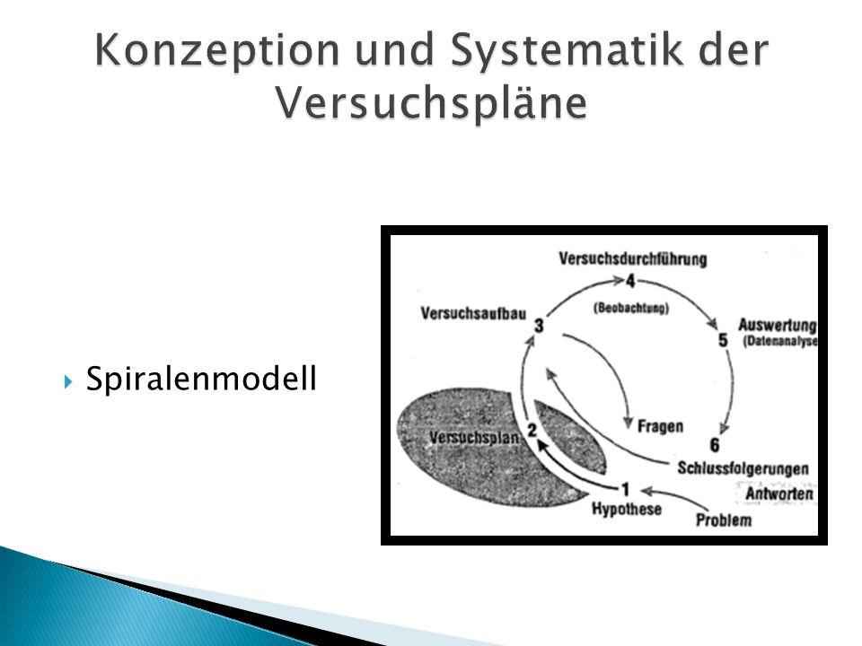 Spiralenmodell
