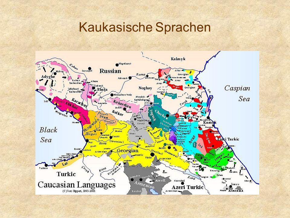 Kaukasische Sprachen
