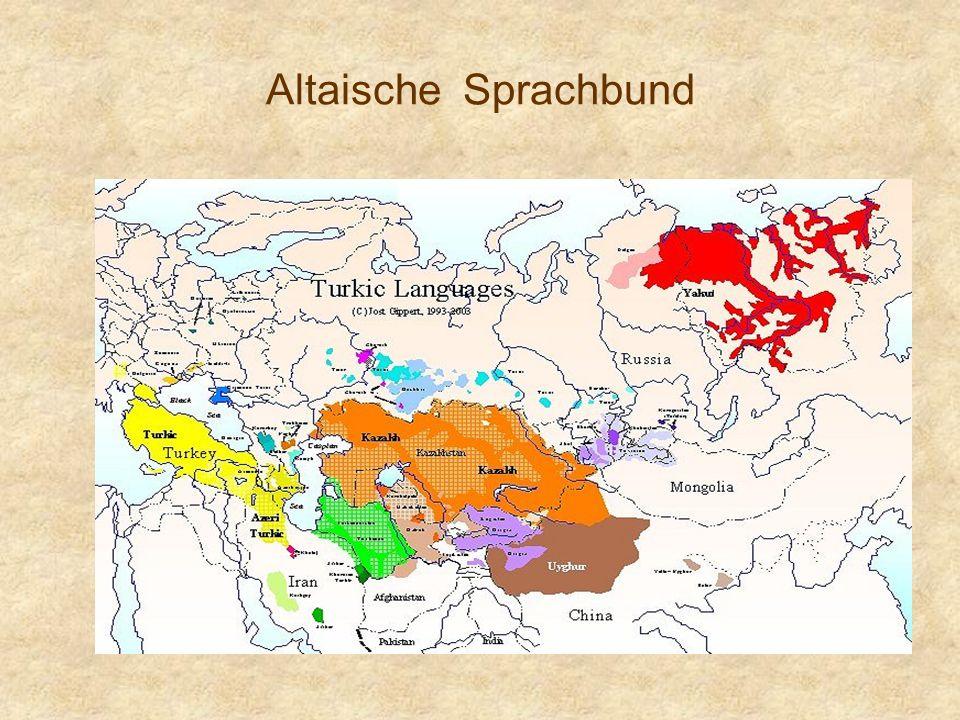 Altaische Sprachbund