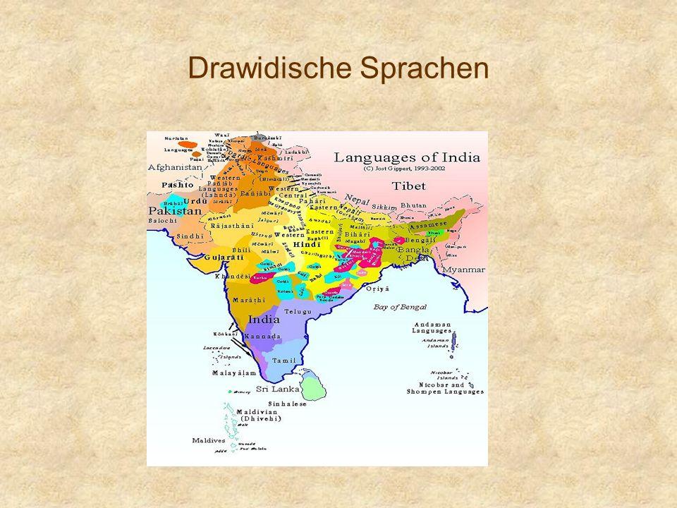 Drawidische Sprachen