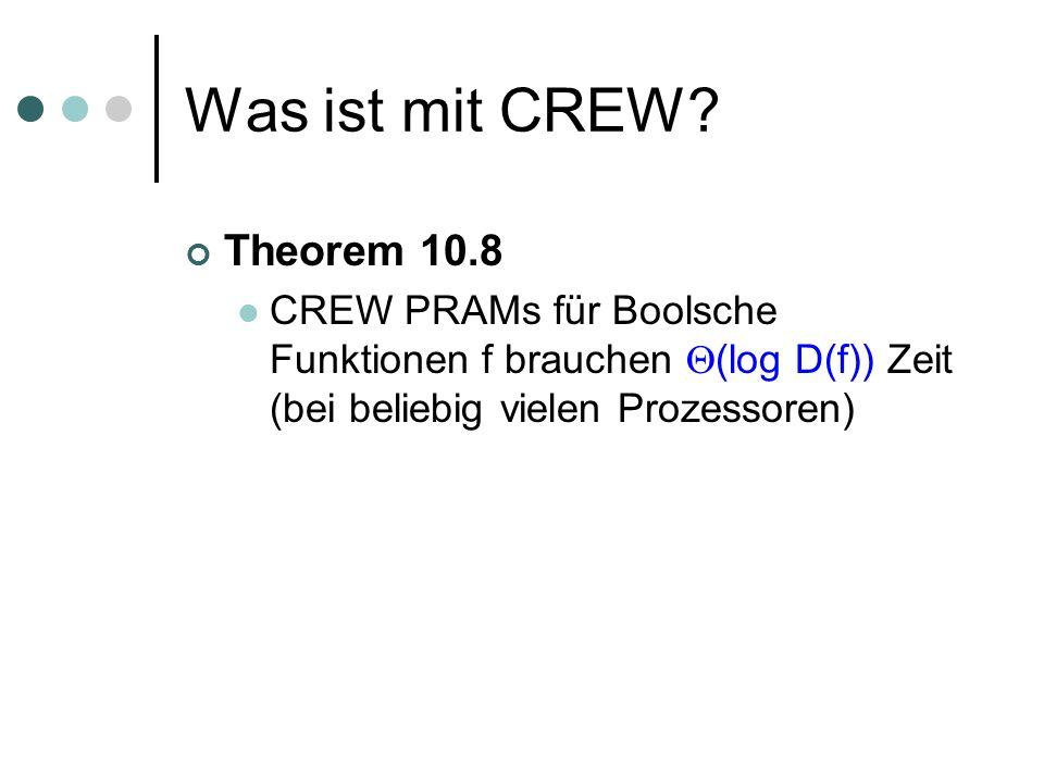 Was ist mit CREW.