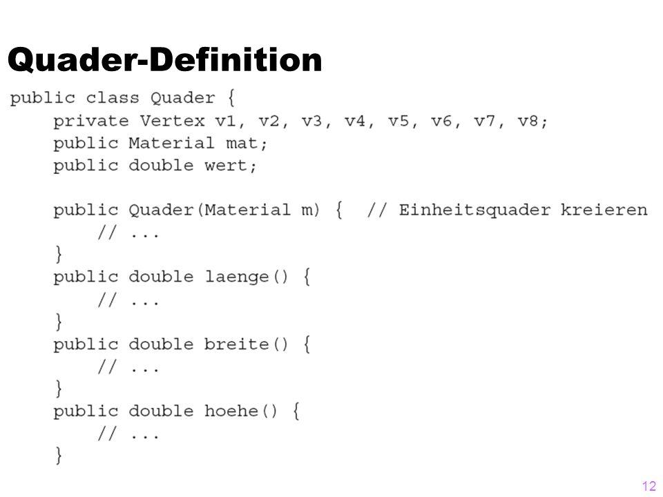 Quader-Definition 12
