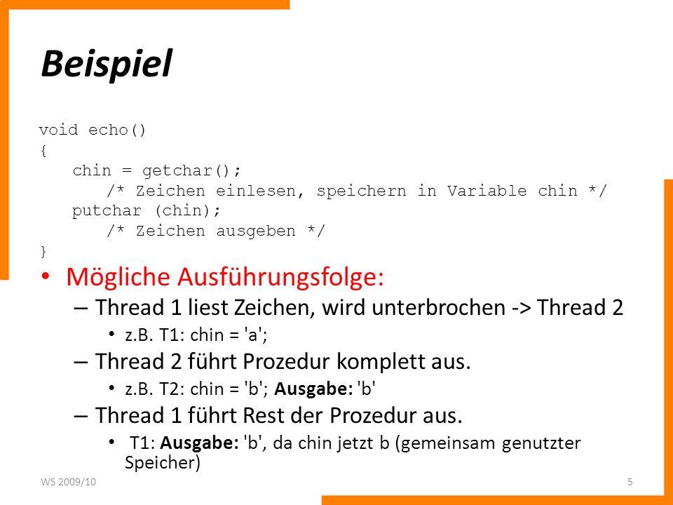 Softwarelösungen: Versuch 5 Beweis (Fortsetzung): – Fall 2: flag[1] = false Wann kann flag[1] = false gesetzt werden .
