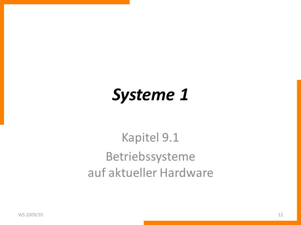Zukünftige Bedeutung von NUMA-Hardware Interview J.