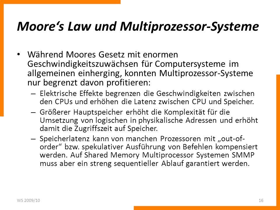 Aufbau eines modernen PCs PC-Architektur wurde an immer höhere Taktraten angepasst – Northbridge liegt zwischen CPU und Southbridge und kommuniziert mit RAM.