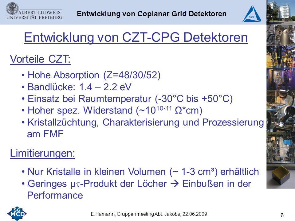6 E.Hamann, Gruppenmeeting Abt.