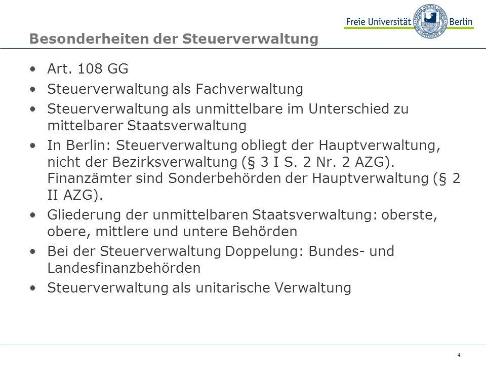 5 Fachverwaltung Art.