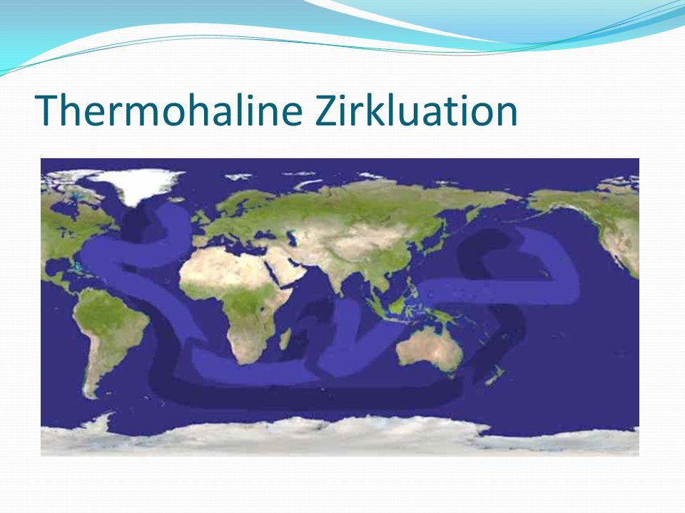 Thermohaline Zirkluation