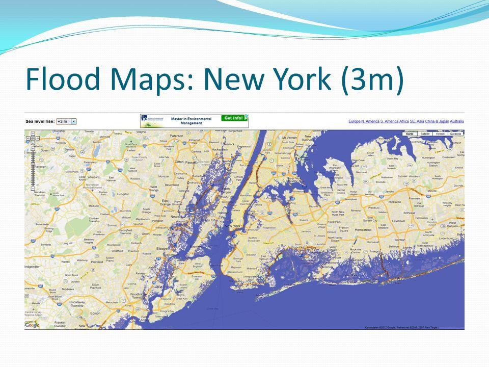 Flood Maps: New York (3m)