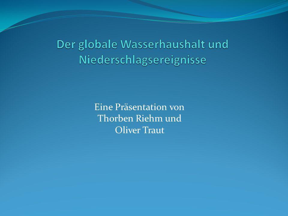 Eine Präsentation von Thorben Riehm und Oliver Traut