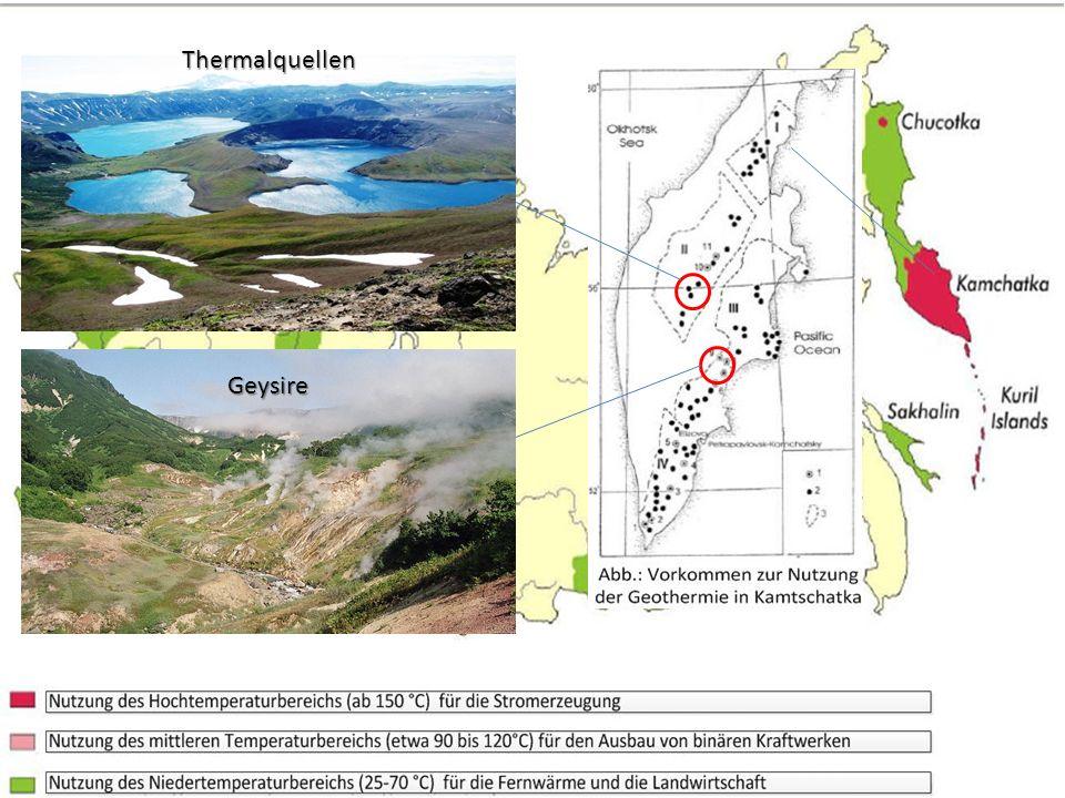 Exkurs: Seismische Messverfahren Vibroseis -Verfahren zur Standortbestimmung für Tiefenbohrungen.