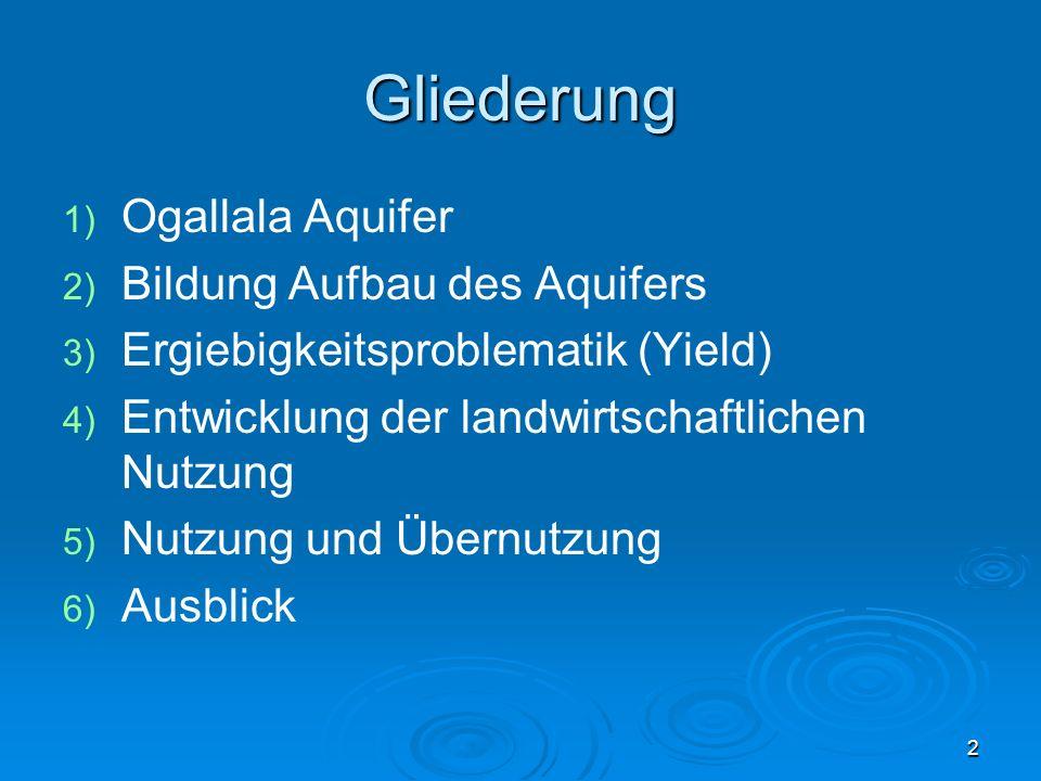 Quellenverzeichnis Textverzeichnis: Textverzeichnis: http://www2.klett.de/sixcms/list.php?page=geo_infothek&node=Great+Plains http://www2.klett.de/sixcms/list.php?page=geo_infothek&node=Great+Plains www.wikipedia.de www.wikipedia.de http://www.iup.uni-heidelberg.de/institut/forschung/groups/aquasys/lehre/material/Kap6%20Grundwasser.pdf http://www.iup.uni-heidelberg.de/institut/forschung/groups/aquasys/lehre/material/Kap6%20Grundwasser.pdf Bildverzeichnis: Bildverzeichnis: Folie 3: National Atlas Of The United States Folie 3: National Atlas Of The United States Folie 4: ktwu.washburn.edu Folie 4: ktwu.washburn.edu Folie 5: http://www2.klett.de/sixcms/list.php?page=geo_infothek&node=Great+Plains Folie 5: http://www2.klett.de/sixcms/list.php?page=geo_infothek&node=Great+Plains Folie 6: http://commons.wikimedia.org/wiki/File:Klimate-humidit%C3%A4t.png?uselang=de Folie 6: http://commons.wikimedia.org/wiki/File:Klimate-humidit%C3%A4t.png?uselang=de Präsentation High Plains Aquifer unter www.clemson.edu Präsentation High Plains Aquifer unter www.clemson.edu Folie 7: http://www2.klett.de/sixcms/list.php?page=geo_infothek&node=Great+Plains Folie 7: http://www2.klett.de/sixcms/list.php?page=geo_infothek&node=Great+Plains Folie 8: http://www2.klett.de/sixcms/list.php?page=geo_infothek&node=Great+Plains Folie 8: http://www2.klett.de/sixcms/list.php?page=geo_infothek&node=Great+Plains Folie 9: snr-1349.uni.edu Folie 9: snr-1349.uni.edu http://www.iup.uni-heidelberg.de/institut/forschung/groups/aquasys/lehre/material/Kap6%20Grundwasser.pdf http://www.iup.uni-heidelberg.de/institut/forschung/groups/aquasys/lehre/material/Kap6%20Grundwasser.pdf Folie 11: http://www2.klett.de/sixcms/list.php?page=geo_infothek&node=Great+Plains Folie 11: http://www2.klett.de/sixcms/list.php?page=geo_infothek&node=Great+Plains Folie 12: Präsentation High Plains Aquifer unter www.clemson.edu Folie 12: Präsentation High Plains Aquifer unter www.clemson.edu Folie 13: animalpetdoctor.homestead.com Folie 1