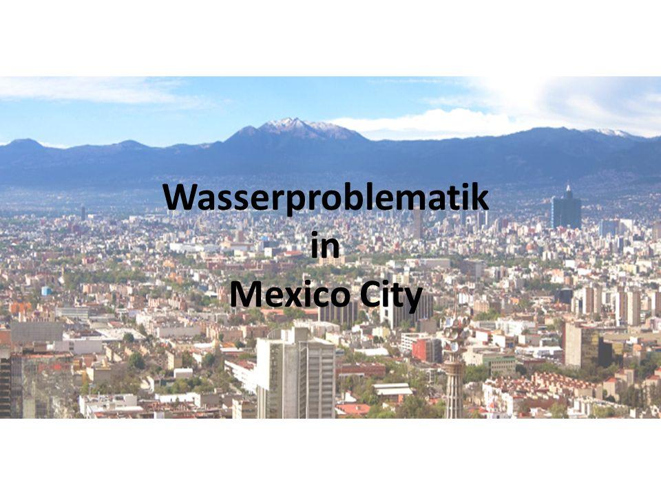 Wasserproblematik – Absinken der Stadt Grundboden nicht mehr lehmig-feucht, sondern durch Wasserraubbau trocken und porös Grundboden sinkt durch Abpumpen des Grundwassers