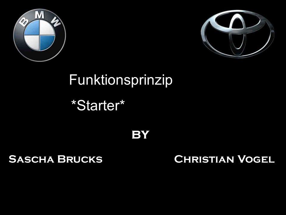 Funktionsprinzip *Starter* by Sascha BrucksChristian Vogel