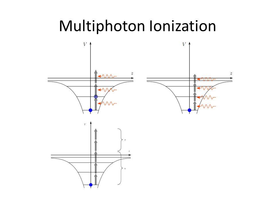 Multiphoton Ionization