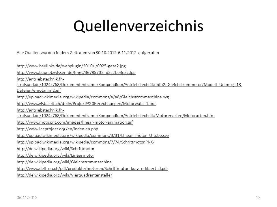 Quellenverzeichnis Alle Quellen wurden in dem Zeitraum von 30.10.2012-6.11.2012 aufgerufen http://www.baulinks.de/webplugin/2010/i/0925-geze2.jpg http