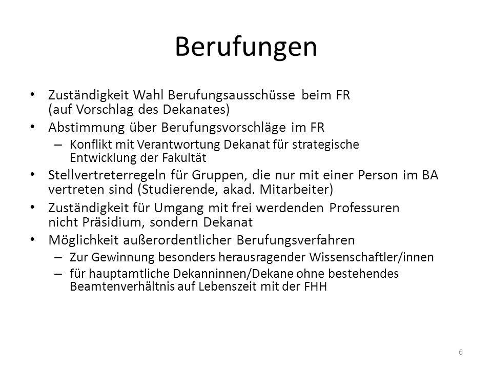 Studium Hochschulzugang ohne Abitur – Bitte um Konkretisierung: Was/wie soll abweichend von § 38 Absatz 1 und 2 geregelt werden.