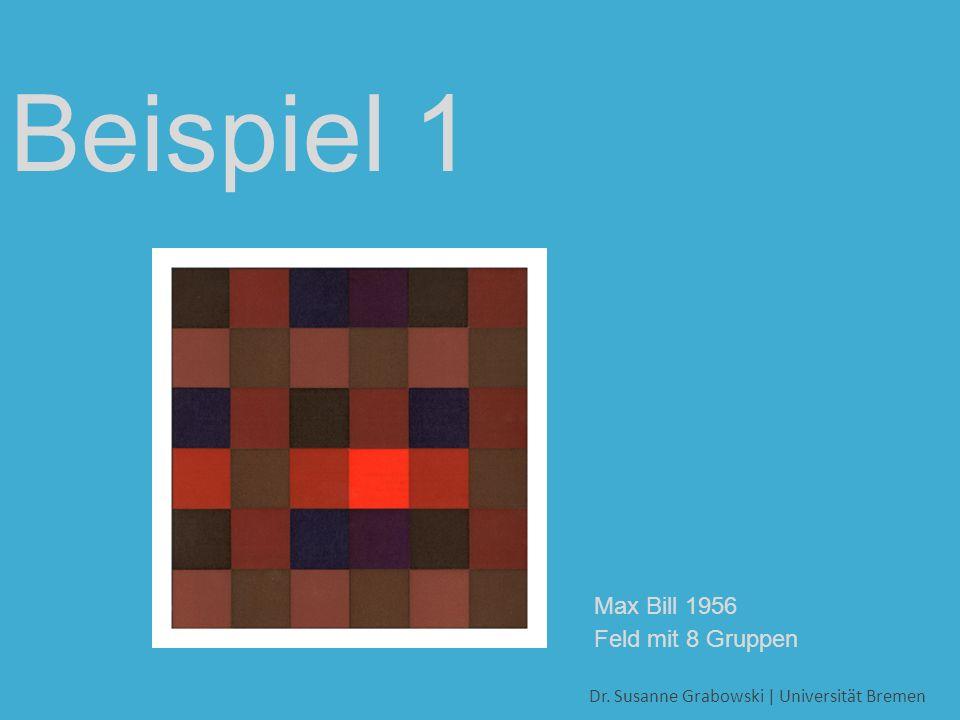 Dr. Susanne Grabowski | Universität Bremen Beispiel 2 Manfred Mohr 2001 P-707f Space.Color