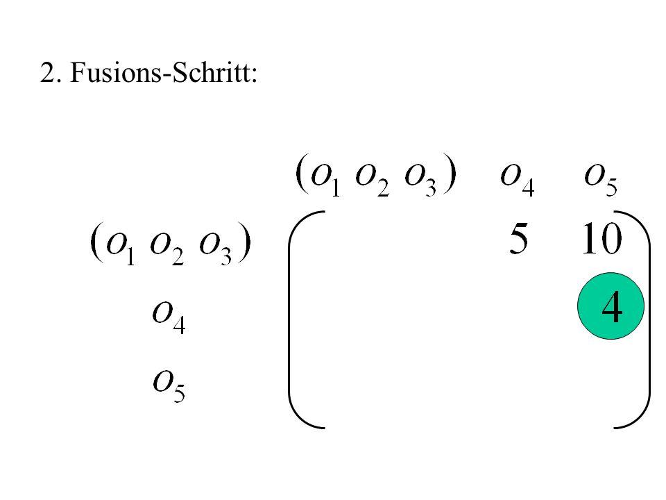 3. Fusions-Schritt: