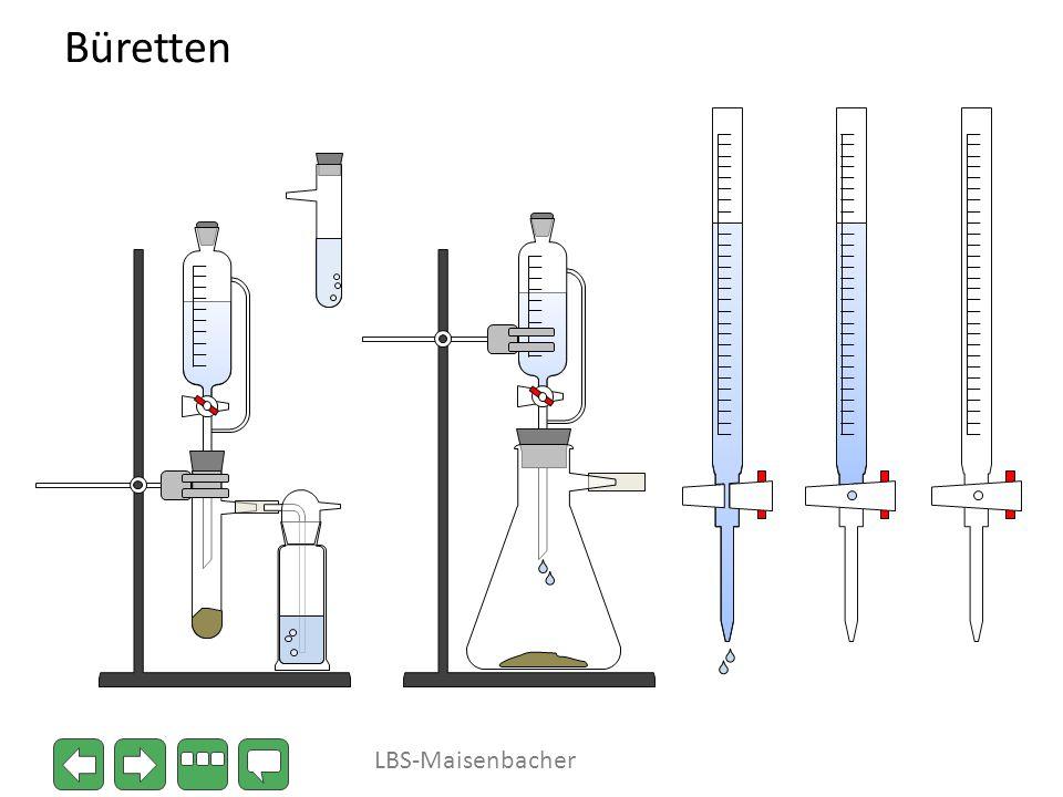 Büretten LBS-Maisenbacher