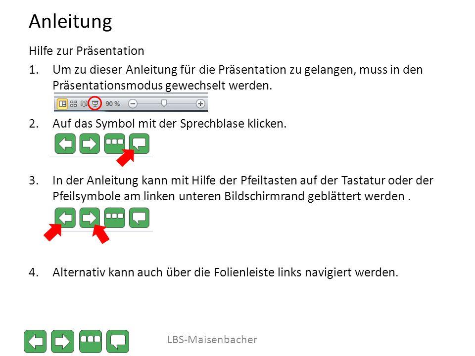 Sonstiges H2H2 LBS-Maisenbacher