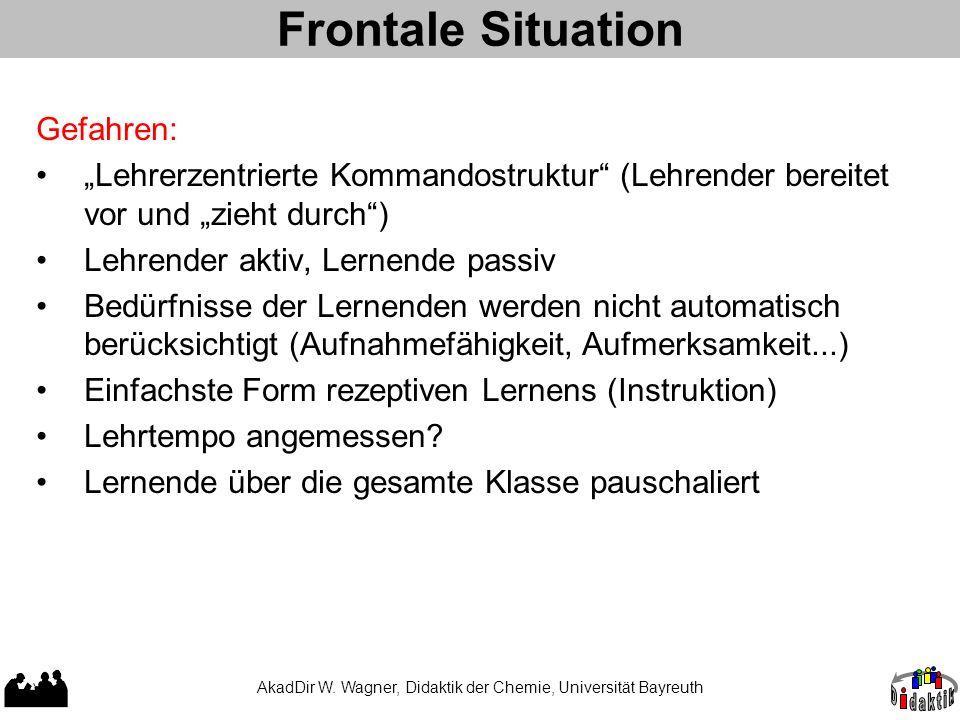 Frontale Situation AkadDir W.