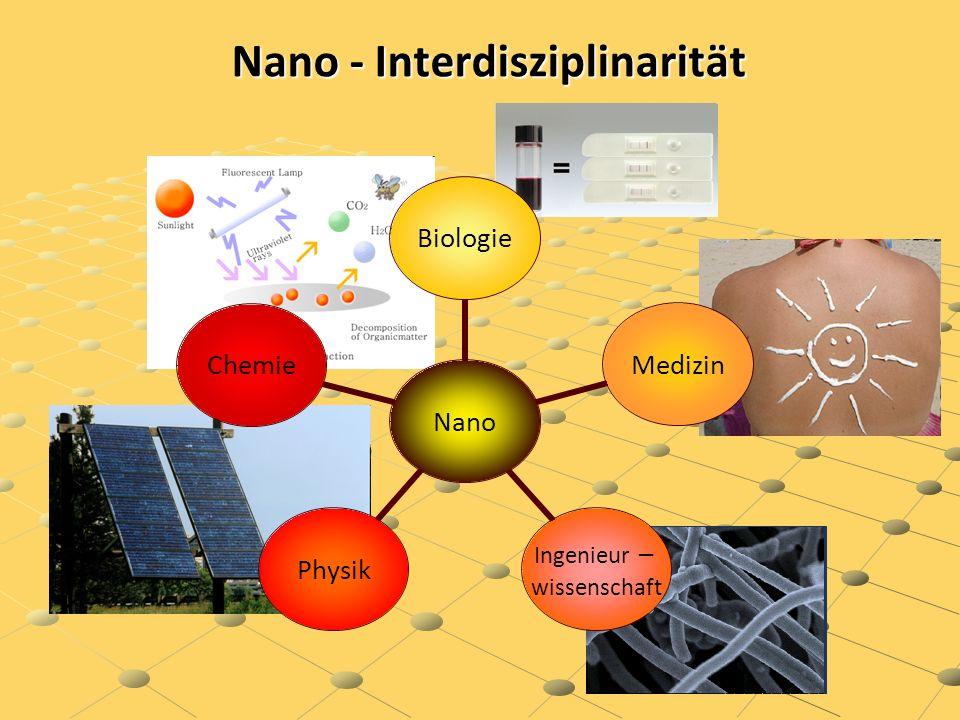 Warum Nano.quantenmechanisch .