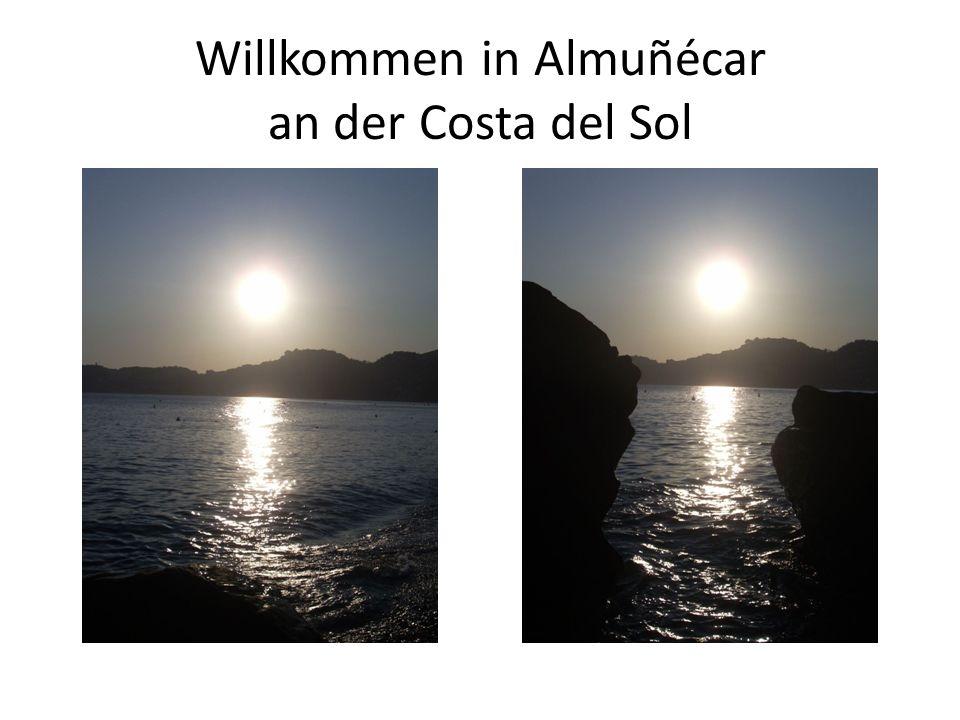 Willkommen in Almuñécar an der Costa del Sol