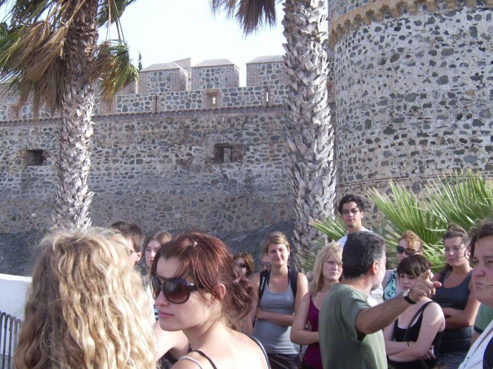 Almuñécar: arabische Festung