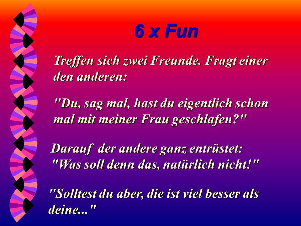 6 x Fun