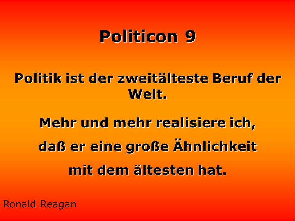Politicon 9 Frieden ist eine zu ernste Angelegenheit, als daß man sie den Politikern allein überlassen könnte.