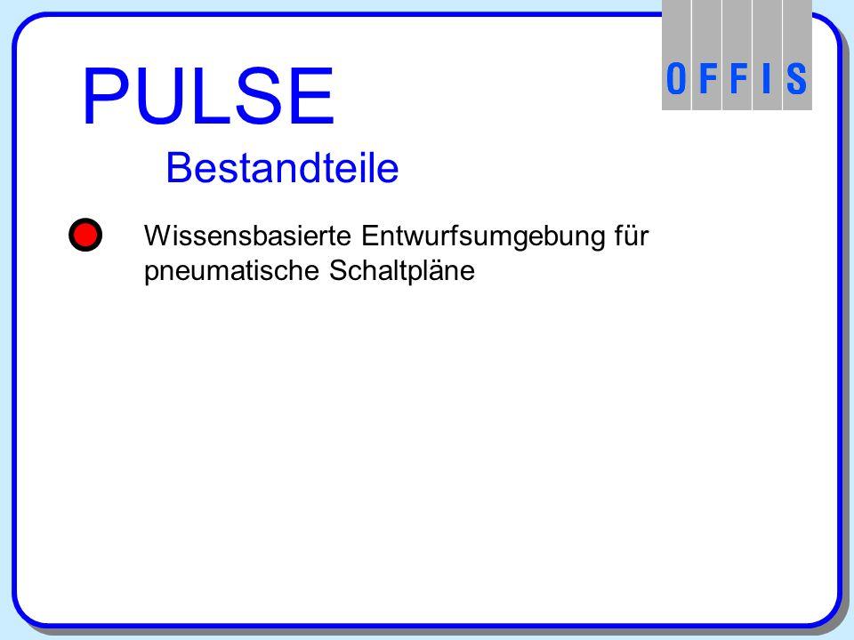 Wissensbasierte Entwurfsumgebung für pneumatische Schaltpläne PULSE Bestandteile